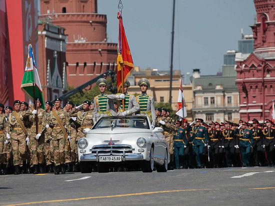 Герой России раскритиковал идею переноса ежегодного Парада на 24 июня