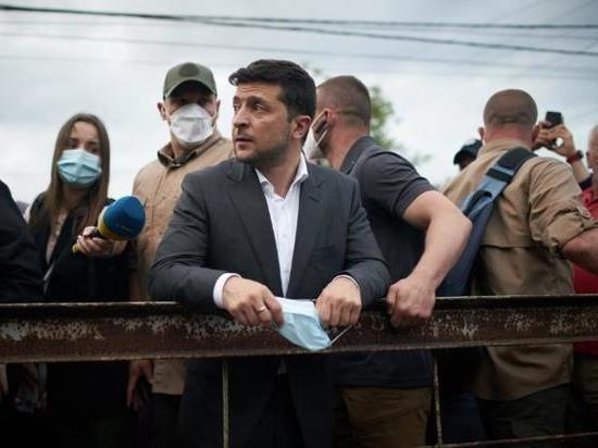 Украина просит ЕС и НАТО помочь преодолеть последствия наводнения