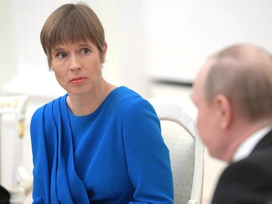 Глава минфина Эстонии обвинил президента страны в нарушении конституции