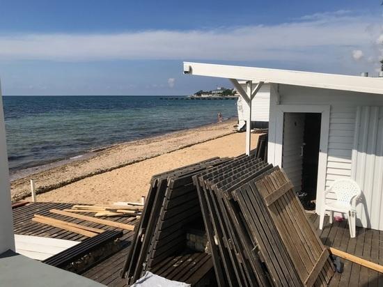Курортная реновация: Евпатория готовится к открытию сезона