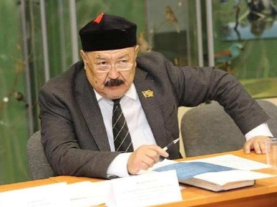 Скончался известный калмыцкий поэт Николай Санджиев