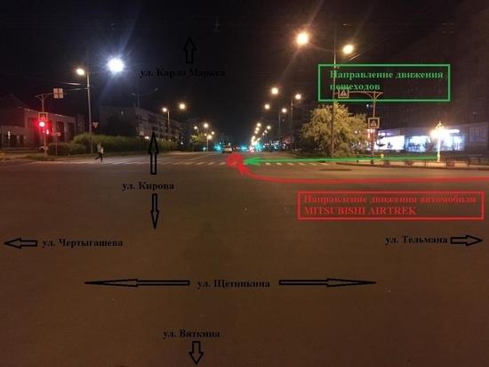 Как рассказали «МК в Хакасии» в ГИБДД по РХ, нашлась видеозапись ДТП, которое  случилось на пересечении улицы Щетинкина-Кирова еще 24 июня