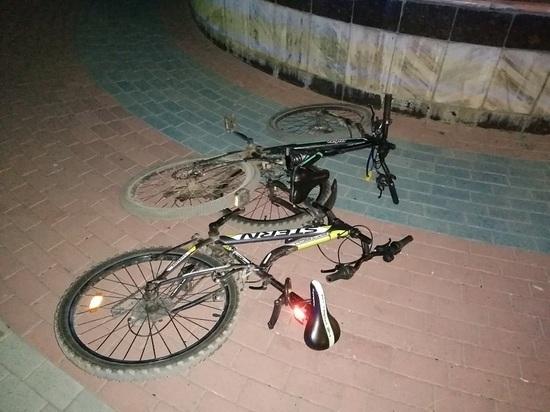 Велосипедисты сбили девушку на бульваре Победы в Йошкар-Оле