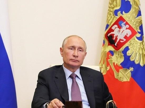 Карелию может посетить президент Владимир Путин