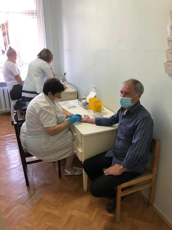 Водителей пассажирского автотранспорта Железноводска тестируют на коронавирус