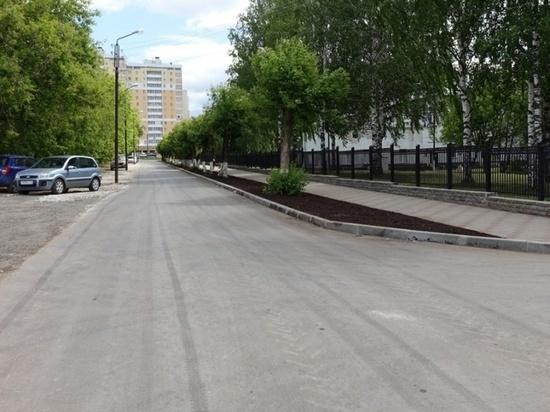 В Кирове обновили проезд к инфекционной больнице