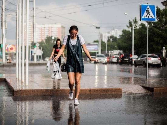 В выходные в Новосибирске ухудшится погода: пляжи отменяются