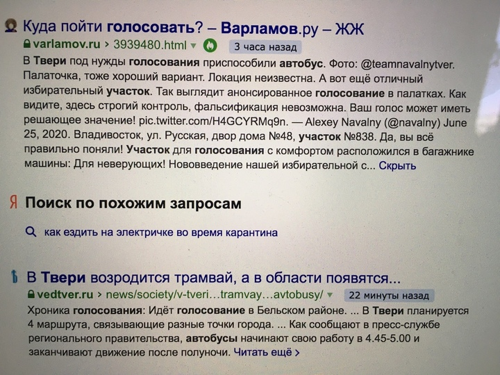 Неуклюжие фейки: как интернет-деятели пытались раскрутиться на голосовании по поправкам в Конституцию