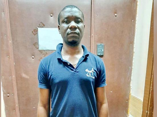 В Туле задержали предполагаемого брачного афериста из Африки