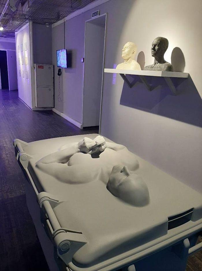 В Москве открылись выставки о пандемии