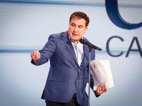 Саакашвили признал преимущество России над Украиной