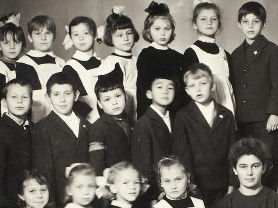 На аукцион выставят детскую фотографию Виктора Цоя