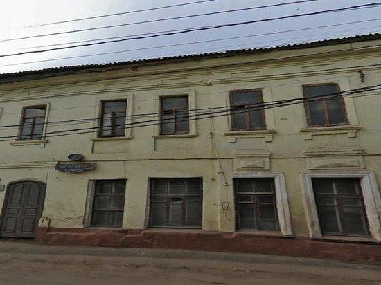В Туле «Жилой дом» взят под охрану
