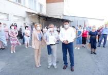 Ольга Тимофеева отметила труд ставропольских производителей лекарств
