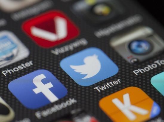 Акции Facebook и Twitter рухнули на 7%