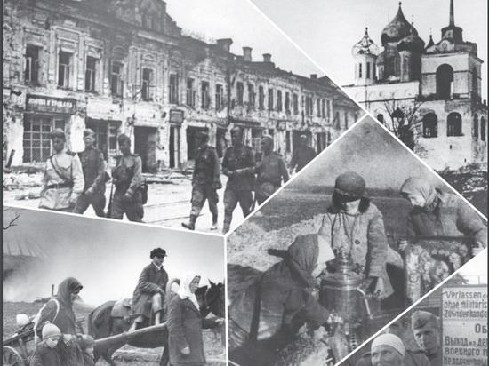 Сборник «Без срока давности» издали в Псковской области