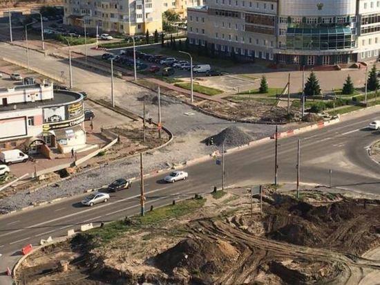 В Брянске перенесут остановку на улице Крахмалева
