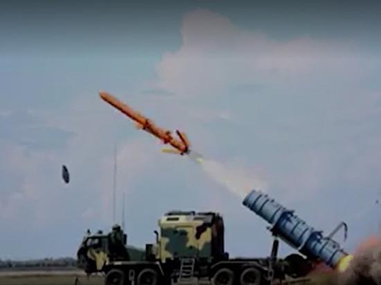 Украина показала видео испытаний ракеты, которой она угрожала России