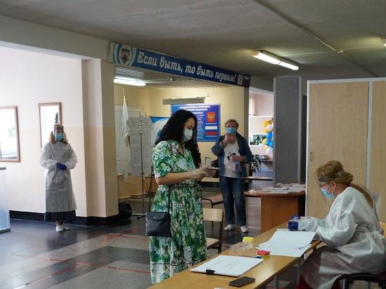 За два дня в Марий Эл проголосовали более 95 тысяч человек