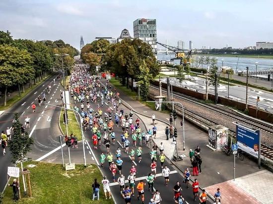 Германия: Кельнский марафон отменен из-за пандемии короны