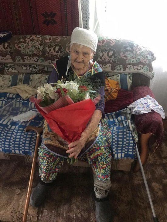 Ставропольская долгожительница проголосовала по поправкам в Конституцию