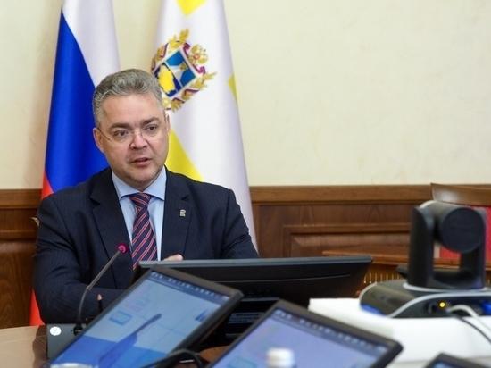 Ставропольский губернатор отметил безопасность голосования по Конституции
