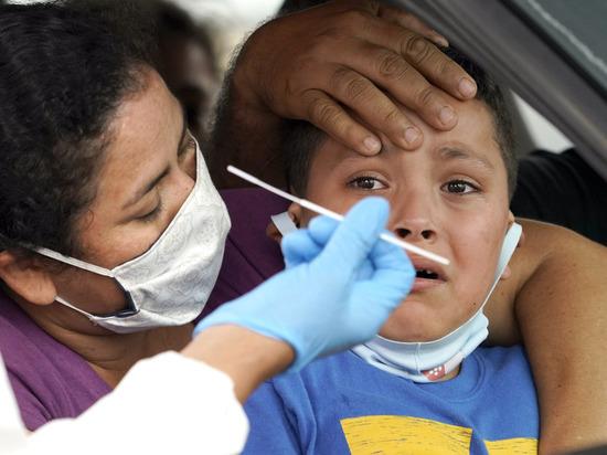 В США зафиксирован рекордный прирост больных коронавирусом, Техас вновь закрывают
