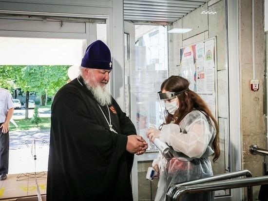 Митрополит Ставропольский и Невинномысский связал поправки в Конституцию со счастьем народа