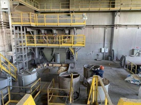 В компании «Вольфрам» прокомментировали взрыв на заводе в Унече