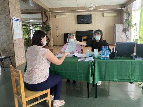 Голосование по поправкам в Конституцию проходит в санаториях КМВ