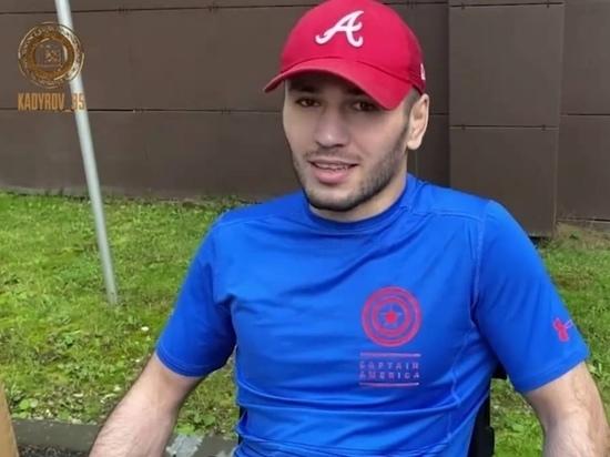 Фонд Кадырова реабилитирует парализованного спортсмена из Дагестана