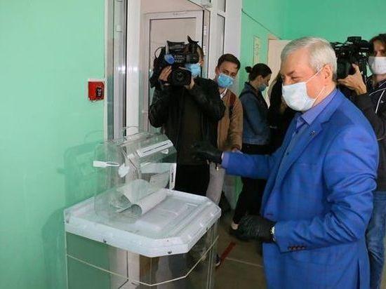 В голосовании по поправкам в Конституцию принял участие председатель ЗСО Челябинской области