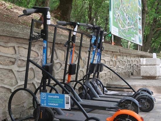 Самокатных станций в Железноводске станет больше