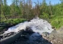 Прокуратура и Следственный комитет РФ начали проверку по факту загрязнения окружающей среды в районе «Талнахской обогатительной фабрики» под Норильском