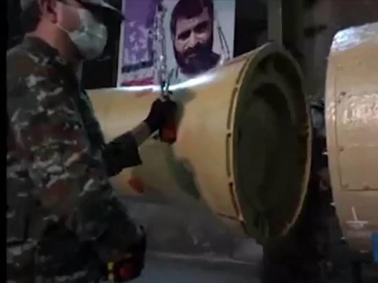 США связали взрыв под Тегераном с производством Ираном ракет