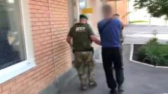 Россиянин пешком пошел на Украину, чтобы избежать армии: видео