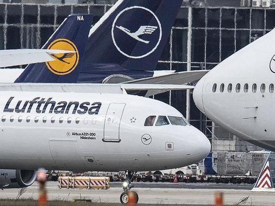 Германия: Lufthansa ожидают трудные времена