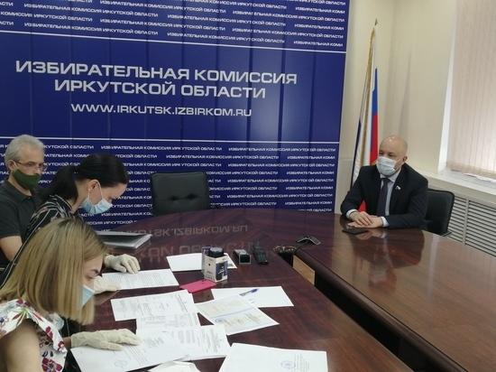 Михаил Щапов стал 13-м кандидатом на пост губернатора Приангарья