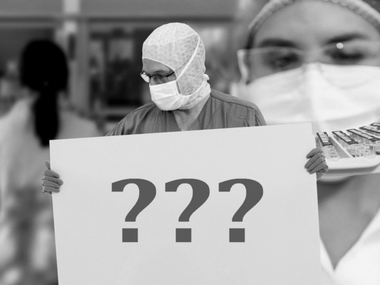 С данными по воронежским смертям от коронавируса произошла путаница
