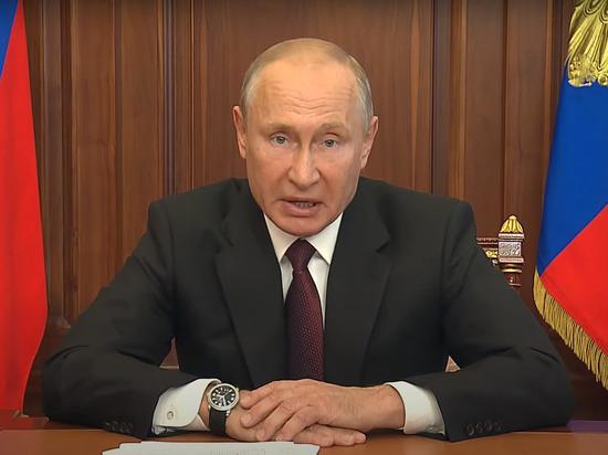 Путин рассказал о результате своих тестов на коронавирус