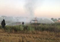 Утечку газа из скважины в Славянском районе устранили
