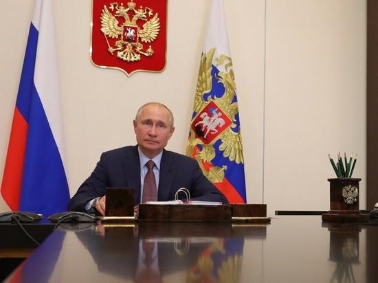 Путин обдурил чиновников словами о преемнике