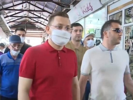 В столице Дагестана возобновили работу все непродовольственные рынки, которые были закрыты во время периода самоизоляции с целью недопущения распространения COVID-19 в регионе