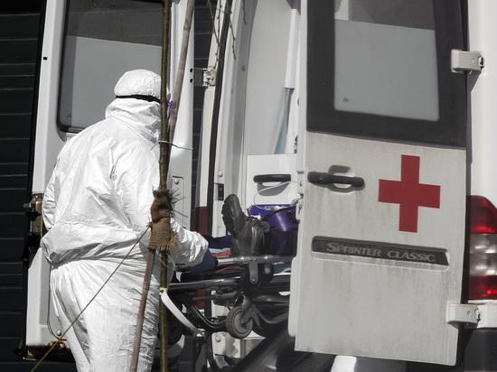 200-килограммовую пациентку с коронавирусом в Москве госпитализировали при помощи МЧС