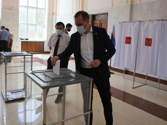 Областной избирком выявил факт двойного голосования за поправки в Конституцию