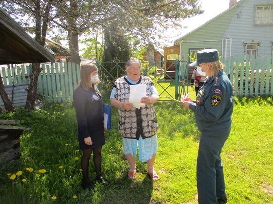 В Ярославской области начались рейды по садоводствам