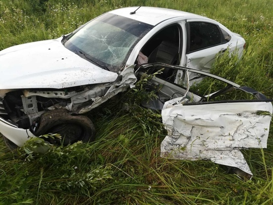 Тройное ДТП произошло на калужской трассе