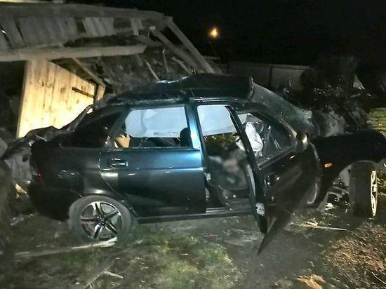 В Башкирии жертвой аварии стал 28-летний автомобилист