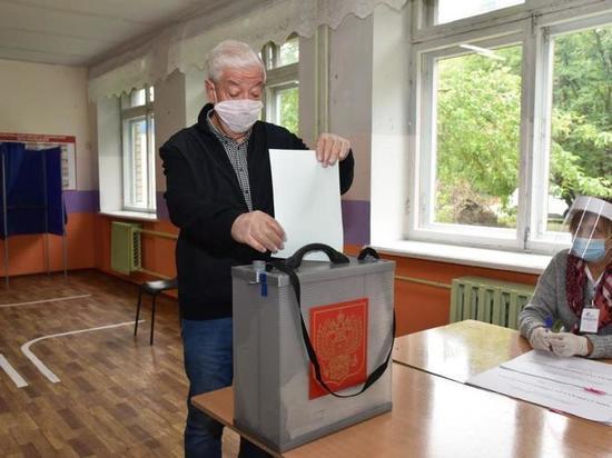 В Свердловской области явка за три дня голосования по поправкам в Конституцию составила 20%