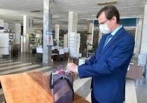 Глава Железноводска отдал свой голос по поправкам в Конституцию РФ
